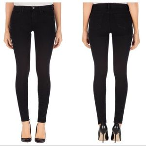 J Brand | Mid Rise Skinny Jeans